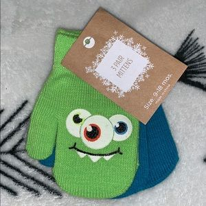 Other - 3 pairs of mittens
